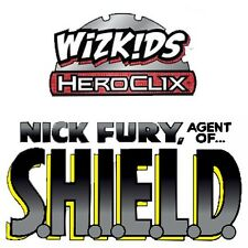 Heroclix Nick Fury Agent Of Shield Right Left Arm A004 A005 Left Leg A003