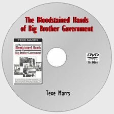 Bloodstained Hands of Big Brother Government - Texe Marrs [DVD - 60m]