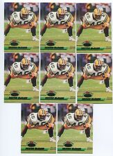 Dexter McNabb 8 card lot Florida Gators/Green Bay Packers