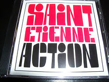 Saint Etienne Action Australian 6 Track Remixes CD Single