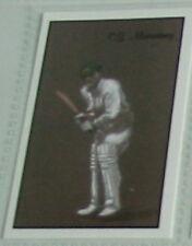 #17 Charles George Macartney Otago cricket card