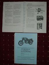 Repair manual reparación instrucciones MZ ETS 250 Trophy Sport lo 250/2 21ps English