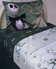 The Nightmare before Christmas Full size Sheet + pillows Set 4 pieces Disney