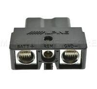 ALPINE PDX-V9 PDXV9 GENUINE QUICK CONNECT POWER PLUG