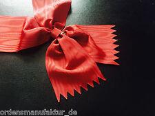 Frankreich Orden der Ehrenlegion Großkreuz Schärpe Schulterband Replik gealtert