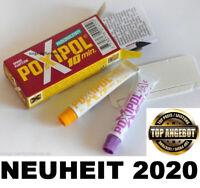 Poxipol 2 Komponenten Kleber Epoxyd-Harz - nur 10 min Härtezeit