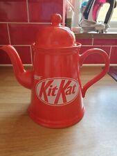 Nestle Rare Collectable Kit Kat ceramic coffee pot