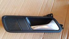 VW PASSAT B6 3C RIGHT SIDE REAR DOOR INTERIOR HANDLE SPEAKER 3C4839114