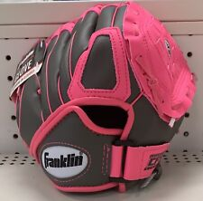Franklin Kids Softball Fielding Glove - Pink