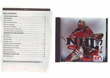 NHL 97-EA Sports Hockey sur glace-Classic 1996 PC jeu avec ref-Carte Rapide Post