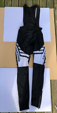 Cannondale Cycling Bib Shorts Tights Black & White Size XL FAST SHIPPING AUS