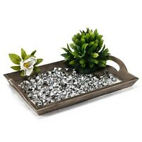 Acrylic Crystal Gem Stone Ice Rocks Table Scatter Confetti Vase Filler, 1 Pound