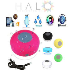 Cassa altoparlante Speaker Bluetooth impermeabile doccia con ventosa vivavoce