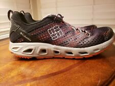 Columbia Drainmaker III Trail running Shoes Sneakers (Men's Size 9.5 Medium)