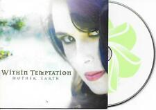 WITHIN TEMPTATION - Mother earth CD SINGLE 2TR Dutch Cardsleeve 2002 (DSFA)