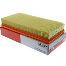 Original MAHLE Luftfilter LX 259 Air Filter