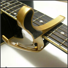 TopStage™  U.S.A -Clamp Key Trigger Capo For Acoustic Electric Guitar