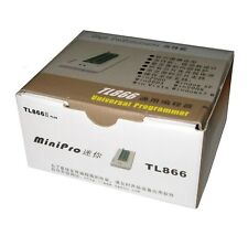 USB TL866II+ Mini Pro NAND SPI Eeprom Programmer UK Stock!