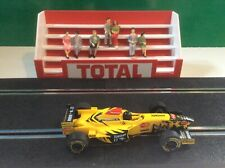 1:32 Scale Total Le Mans Grandstand & 7 figures Scalextric Carrera building