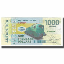 [#616635] Banknote, Other, 1000 Dollars, Unc