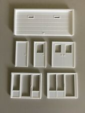 Assorted Doors and Windows HO Kit - Rix Products #541-1203 vmf121