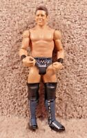 2012 Mattel Basic Series WWE Wrestling Action Figure The Miz In Black And Blue