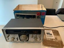 Used Realistic SX-190 Solid State 11 Band Shortwave Receiver Ham Radio