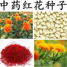 50pcs safflower seeds Medical Flower Plant garden herb very easy grow