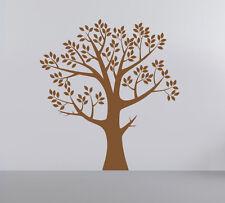 Wall Art Tree T9 ONE COLOR LRG MIRR Vinyl Decor Decal Sticker Mural T9E