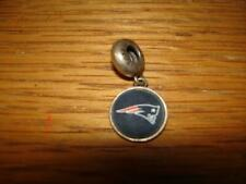 KAYJEWELERS CHARMED MEMORIES NEW ENGLAND PATRIOTS DANGLE CHARM STERLING SILVER