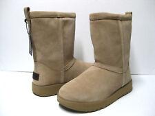 UGG CLASSIC SHORT WATERPROOF WOMEN BOOTS SUEDE SAND US 7 /UK 5.5 / EU 38 /JP 24