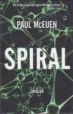 2011: PAUL MCEUEN - SPIRAL, THRILLER - PRIMA EDIZIONE MONDADORI