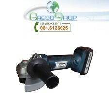 Smerigliatrice angolare/Flex 115mm a batteria 18V Litio