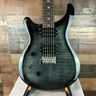 Paul Reed Smith PRS SE Custom 24 LEFTY Charcoal Burst, NEW IN BOX, Free Ship 832 for sale