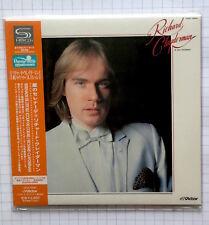 Richard Clayderman-SERENADE DE L'etoil Japon SHM MINI LP CD Nouveau! VICP - 70044