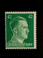Deutsches Reich - Adolf Hitler  ungebraucht ohne Gummi Mi.A795