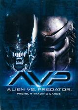 Aliens vs. Predators Movie Card Set