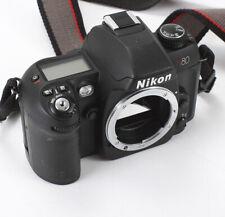 NIKON N80 BLACK BODY, STICKY GRIP/196687