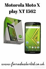 MOTOROLA Moto X XT1562 16gb 4g LTE Negro Play Desbloqueado