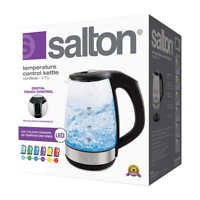 Salton 1.7 L (1.8 qt.) Variable Temperature Control Kettle