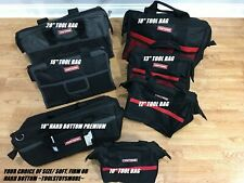 "Craftsman 10/"" Tool Bag Pouch Carrying Storage Case Tote 12 13 16"
