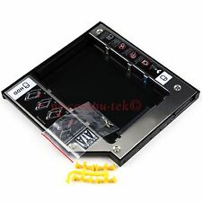 2nd HDD Hard Disk Drive Optical Bay Caddy for Early 2008 Macbook Pro MB404LL/A