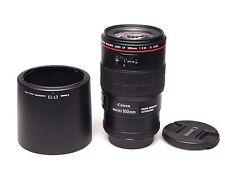 Canon EF 100 mm F/2.8 USM L IS Macro