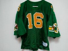 vtg OREGON Ducks Jersey NCAA Football 80s Champion #16 XL mint college mesh UofO