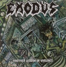 Exodus - Another Lesson In Violence (Euro.) - CD - New