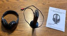 SPECTRA 5 in 1 Wireless Headphones Built-in FM Receiver Model WH-500
