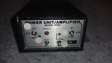 Wilcoxon Research P702 Power Unit/ Amplifier .(C14B1)