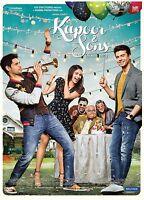 Kapoor & Sons DVD - Bollywood Movie DVD / Siddharth Malhotra, Alia Bhatt