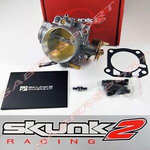 Skunk2 66mm Alpha Series Throttle Body for Honda B / D / F /H Series Engine M/T