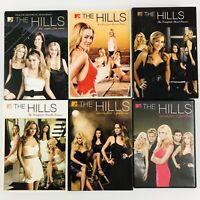The Hills: Seasons 1-5 DVD Sets (Season 1 2 3 4 5) MTV